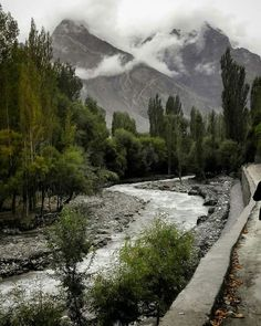 View at Shigar Fort, Gilgit Baltistan Pic by Ali