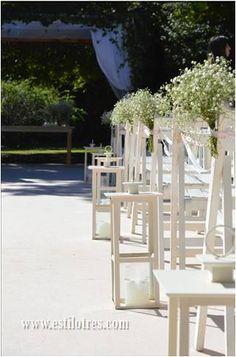 Bajo pleno sol de Mayo -  Diseño y ejecución: Estilo Tres - Ambientación de Eventos www.estilotres.com