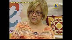 Patchwork com Ana Cosentino: Desmembrando o Catavento, Caminho de Mesa (...