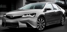 2015 Toyota Camry... I wonder if this is true ???!!!!! If so I need to step up from my 08! :jessicab