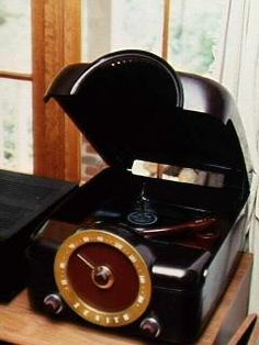 Zenith H664 Cobra-matic phonograph, 1951