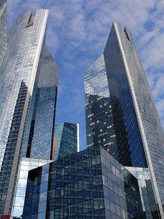 Tours Société Générale in la Défense Paris