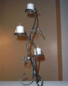 Candle Holder Get your supplies at emsupply.com!