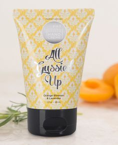 Pamper Yourself With Perfectly Posh: All Gussied Up Hand Creme