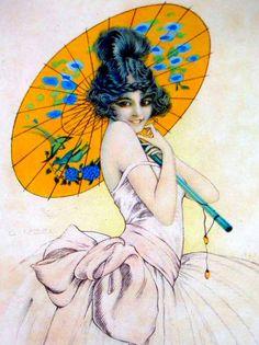 Gaspar Camps I Junyent (1874 - 1942), est un peintre, dessinateur, affichiste et illustrateur catalan.  Après ses études à Barcelone, il s'...