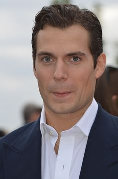 Man Of Steel Premiere On Jersey Channel Island June 14th 2013 , Home of Henry Cavill
