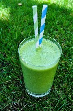 spinach power smoothie