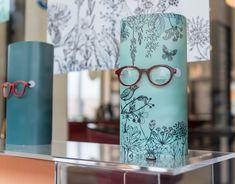 Vitrine Opticiens Maurice Frères - janvier 2018 : Hello 2018 #opticiens #opticien #lunettes #glasses #vitrines #windows