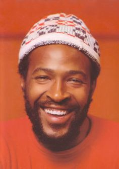 Marvin Gaye, vocalist extraordinaire; exceptionally gifted songwriter and musical visionary.