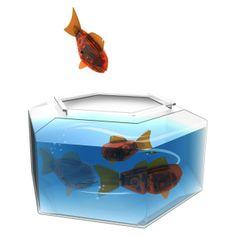 Aquabot Fish + Bowl
