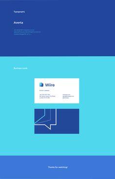Wiire branding
