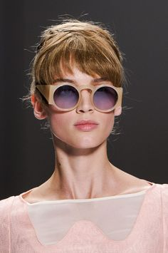 Cacharel Spring 2013 - Details  I want Them.