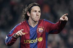 Lionel Messi is the greatest player in Barcelona's history... and perhaps the…