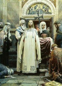 Долі українських княжних та княгинь