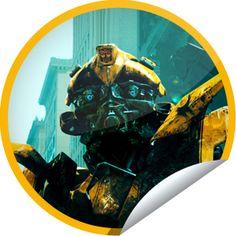 TRANSFORMERS:  Bumblebee GetGlue Sticker