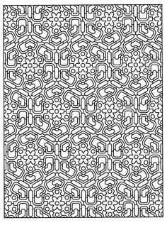 dover/ coloring pages for grownups