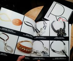 The new Accessories by RMD catalog look books arrived today!!!