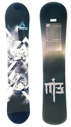 Millenium 3 Boys Source Jr Snowboard Size 136