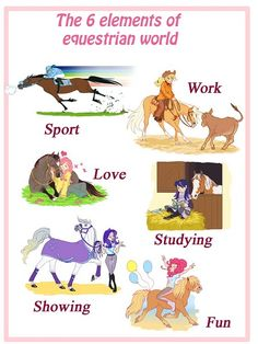Six Elements of the Equestrian World never thought of this