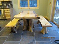 Cedar Stuff.com - Rustic Log Furniture  pinned with Pinvolve