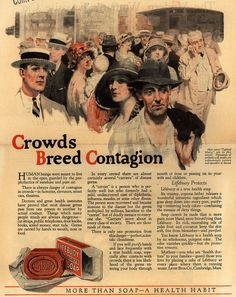 1920s Advertisements Women Lifebuoy ads, 1920s-1930s