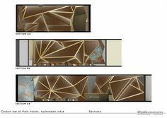Carbon Bar Design by Khosla Associates - Architecture & Interior Design Ideas and Online Archives | ArchiiiArchiii