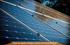 Află cum te poate ajuta energia solară să economisești bani.