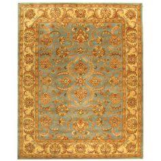Safavieh Handmade Heritage Timeless Traditional / Beige Wool Rug