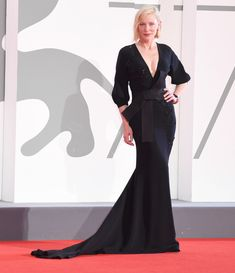 Haute Couture Gowns, Dior Couture, Black Outfits, Cool Outfits, Red Carpet Event, Armani Prive, Cate Blanchett, Red Carpet Looks, Cannes Film Festival