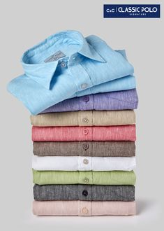 Polo T-shirts - Polo Men's-shirts Formal Shirts For Men, Cotton Shirts For Men, Best Casual Shirts, Estilo Tomboy, Formal Men Outfit, Wardrobe Solutions, Mens Fashion Wear, Buy Shirts, Clothing Photography
