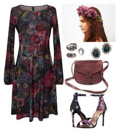 """O, she doth teach the torches to burn bright."" by amory-eyre ❤ liked on Polyvore featuring Viereck, Ted Baker, NOVICA and Plukka"