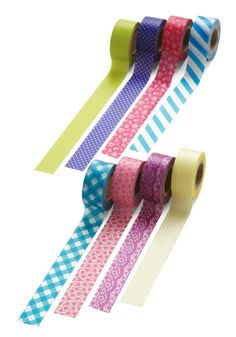 Roll With It Paper Tape Set