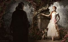 Saara Salmi for Finnish National Opera's ballet Beauty & the Beast