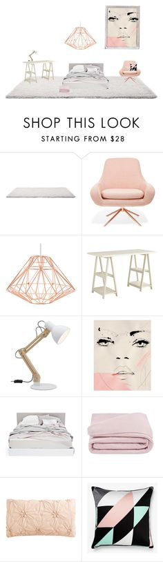"""Untitled #59"" by maya1312-697 ❤ liked on Polyvore featuring Softline, Pier 1 Imports, OPUS Fashion, Polaroid, TemaHome and Frette"