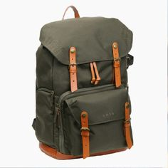 Raw Yeti Army Green - kamerarucksack
