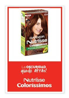 COLORISSIMOS TABACO - 554 -   Vas a encontrar consejos de coloración, salud y belleza para estar siempre radiante.   http://www.garnierargentina.com.ar  https://www.facebook.com/GarnierArgentina