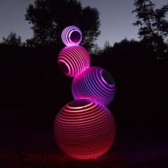 Stratospheric is a Corian light sculpture by New Zealand designer Fletcher Vaughan.