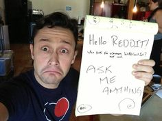 The 10 Most Life-Changing Things Joseph Gordon-Levitt Said In His Reddit AMA