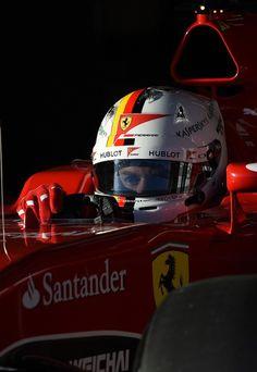 In the Cockpit w/Sebastian Vettel, Ferrari Racing Helmets, F1 Racing, Nascar, Grand Prix, Monaco, Mick Schumacher, Gp F1, Maserati, Bugatti