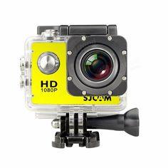SJcam SJ4000 WiFi HD 1.5 Inch Car DVR Camera Sport DV Novatek Waterproof - US$69.99