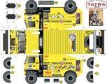 Tatra 815 Rally Dakar
