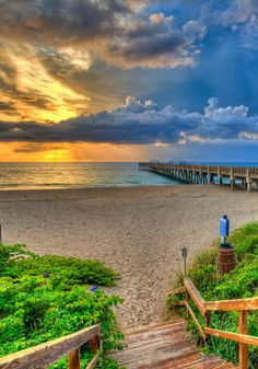 South Florida is full of wonderful warm and tropical white sand beaches! http://www.waterfront-properties.com/singerislandcondos.php