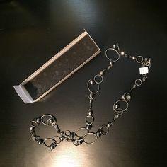 Lia Sophia Alpine Necklace NWT Beautiful long necklace. Lia Sophia Jewelry Necklaces