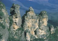 Blue Mountains, in New South Wales (Australia)