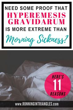 11 effects hyperemesis gravidarum has on a pregnant body