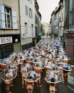 Aurillac 5 (France) 2010 Spencer Tunick