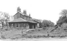Ryhill & Burstwick old Railway Station
