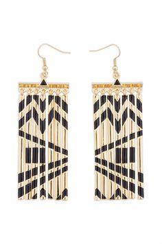 lovely dangly earrings