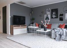 Endringer på stueveggen og noen gode tips • HVITELINJER BLOGG -    #interior #interiør #interiordesign #interiors #scandinavian #moderninteriordesign #livingroom #ikea #skeidar #hmhome #hay #haydesign #housedoctor #lovewarriors