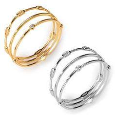 Sparkling Links Bracelet Set